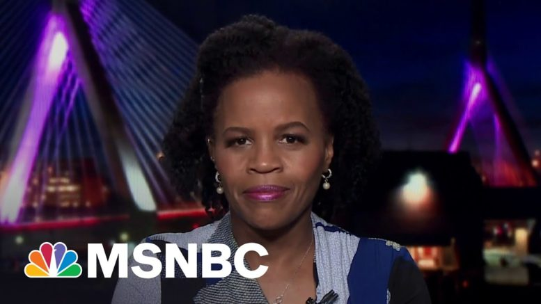 Boston Mayor Kim Janey: 'If You Can See It, You Can Be It' | The Last Word | MSNBC 1