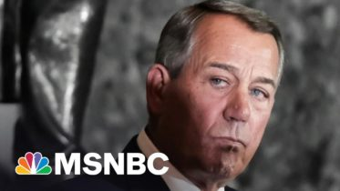 Boehner Blames Trump For Deadly Capitol Insurrection | The 11th Hour | MSNBC 6