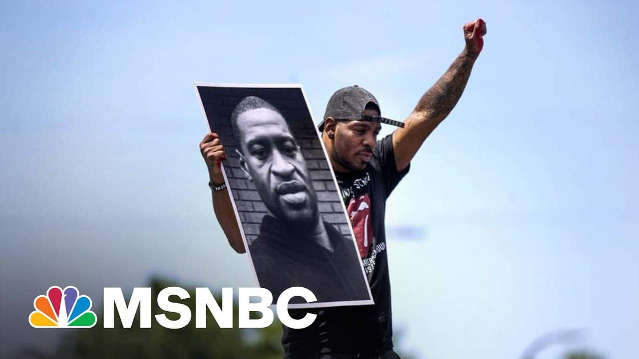 Chauvin Defense Team's Focus On Floyd's Past Drug Use May Backfire | The 11th Hour | MSNBC 4