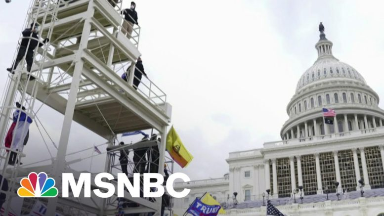 What Does The GOP Stand For Anymore? Writer On Why The Party 'Can't Be Saved' | Morning Joe | MSNBC 1