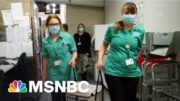 One In Four Adults In America Is Now Fully Vaccinated | Morning Joe | MSNBC 4