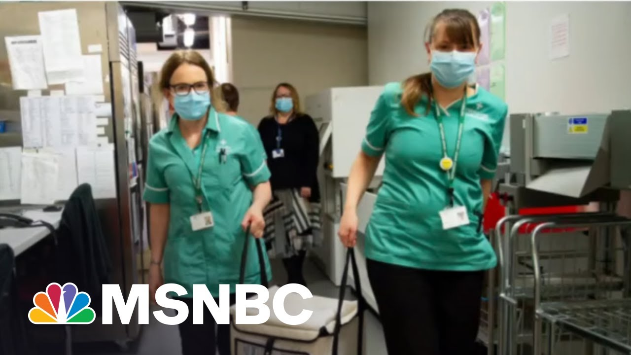 One In Four Adults In America Is Now Fully Vaccinated | Morning Joe | MSNBC 1