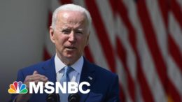 Biden Calls For Ban On Assault Weapons With High-Capacity Magazines | MSNBC 9