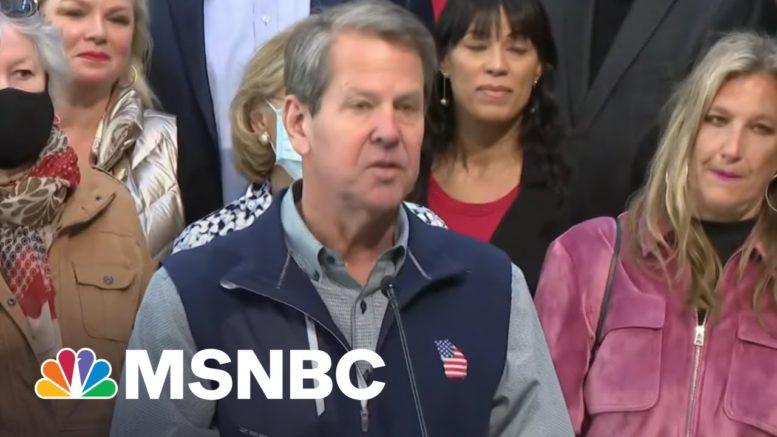 Rev. Barber: New Voting Laws Do Not Making Voting Easier   Morning Joe   MSNBC 1