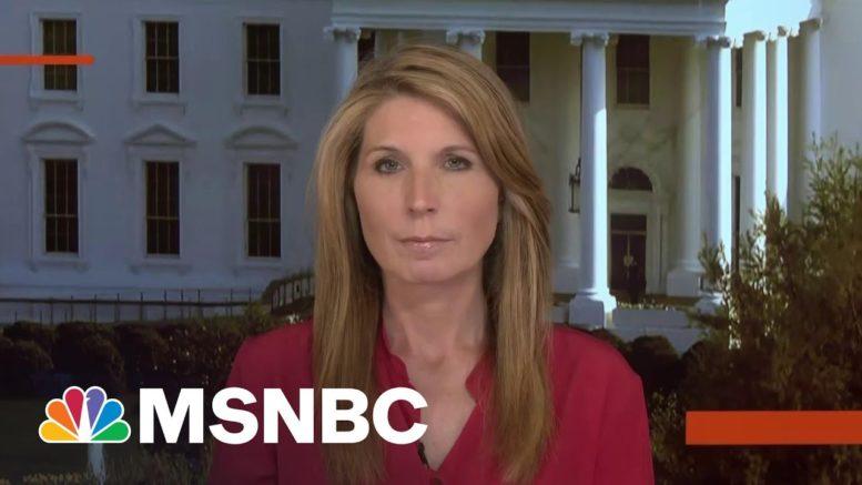 Nicolle Wallace Calls Georgia's New Voting Law 'Racism Plus Corruption' | Deadline | MSNBC 1