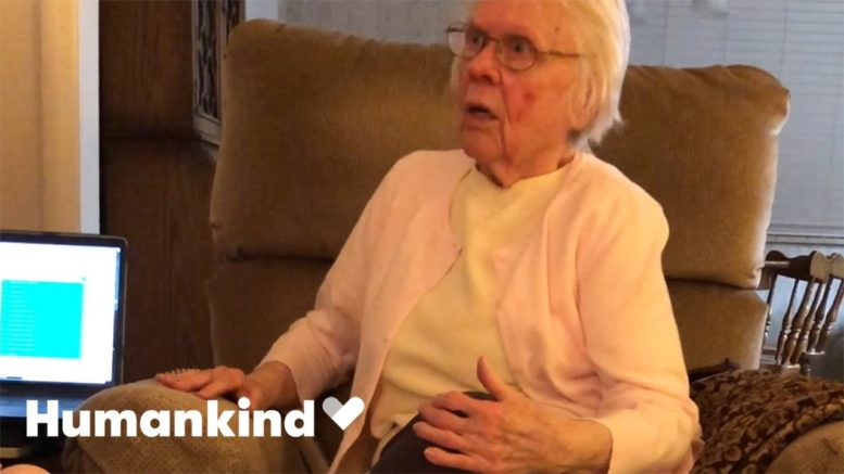 Grandson turns special story into audiobook | Humankind 1