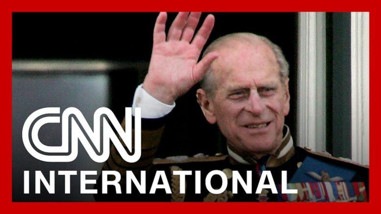 The life of Prince Philip, the Duke of Edinburgh 1
