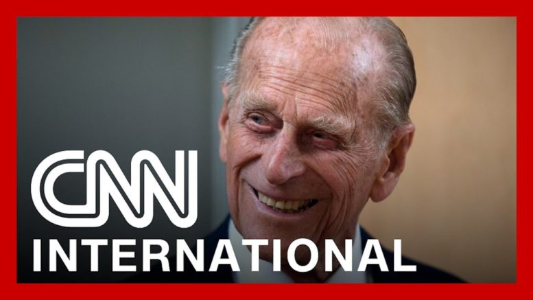 UK's Prince Philip has died at age 99 1