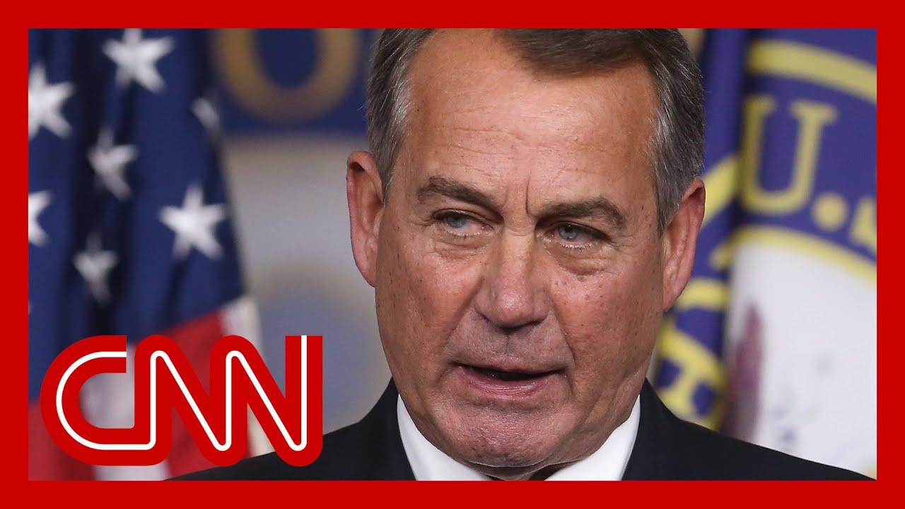 Boehner book: GOP colleague held 10-inch knife to his throat 6