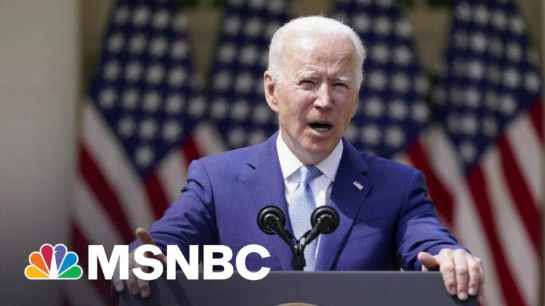 President Biden Takes Action To Address Gun Violence 'Epidemic'   Morning Joe   MSNBC 1