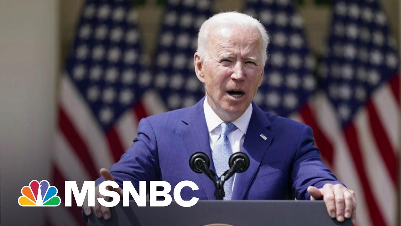 President Biden Takes Action To Address Gun Violence 'Epidemic' | Morning Joe | MSNBC 5