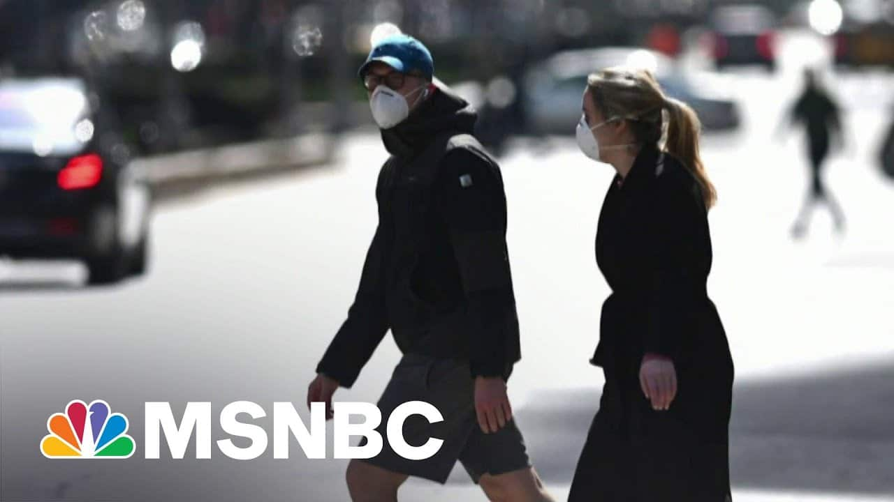 Dr. Gottlieb: Parts Of The U.S. Right Now Are Experiencing Virus Outbreaks   Morning Joe   MSNBC 4
