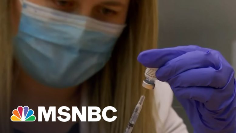 Breaking: Pfizer Requests Emergency Use Of Vaccine For Ages 12-15 | Katy Tur | MSNBC 1