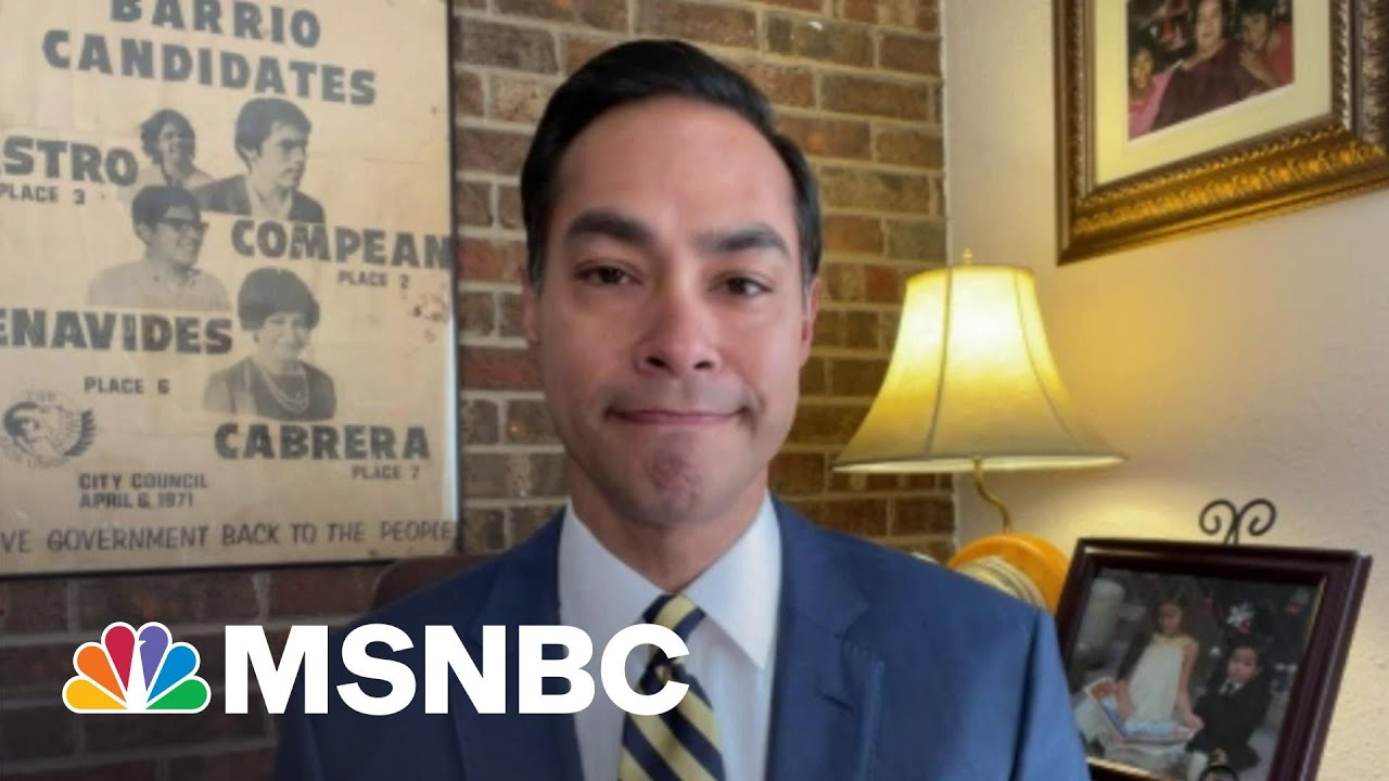 Castro: TX-Based Companies Have 'Opportunity To Use Their Influence' To Stop Voter Suppression Bills 1