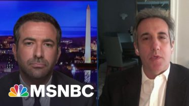 Trump Can't Save You: GOP Sex Scandal Gets Warning From Trump Witness   The Beat With Ari Melber 6