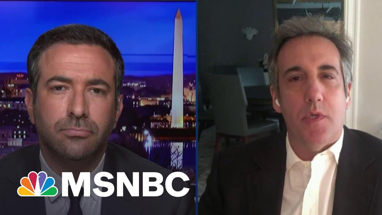 Trump Can't Save You: GOP Sex Scandal Gets Warning From Trump Witness | The Beat With Ari Melber 4