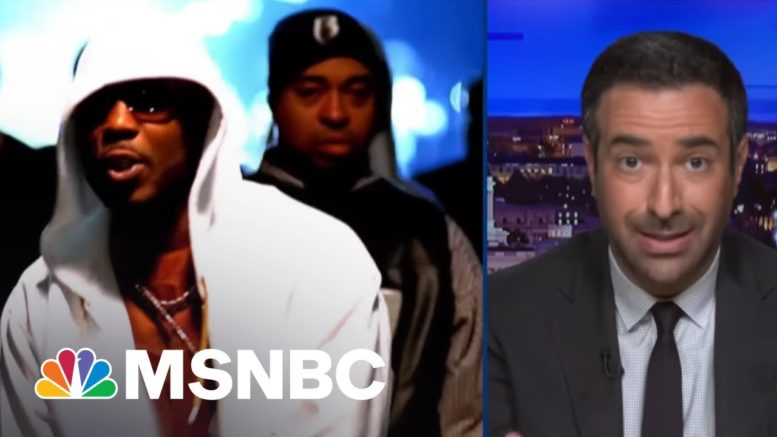 Music World Mourns The Loss Of Rapper DMX | The Beat With Ari Melber | MSNBC 1