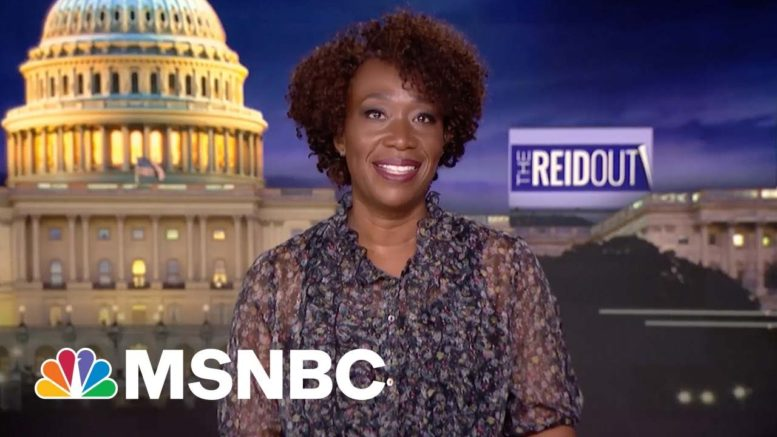 Watch The ReidOut With Joy Reid Highlights: March 31   MSNBC 1