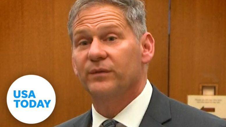 Chauvin trial examines 'use of force' rationale | USA TODAY 1