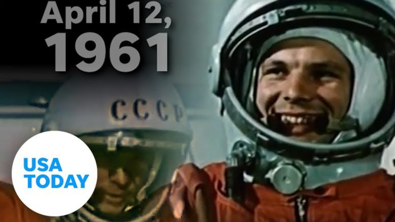 Yuri Gagarin 60th anniversary: Soviets' launch first man to space   USA TODAY 1