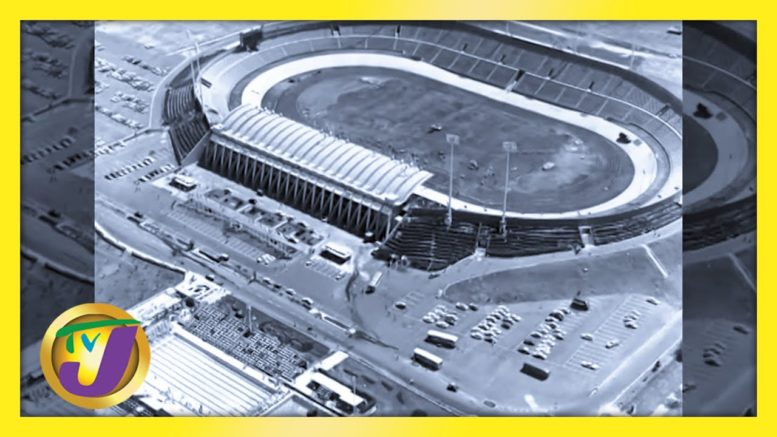 Jamaica's History | Opening of the National Stadium 1