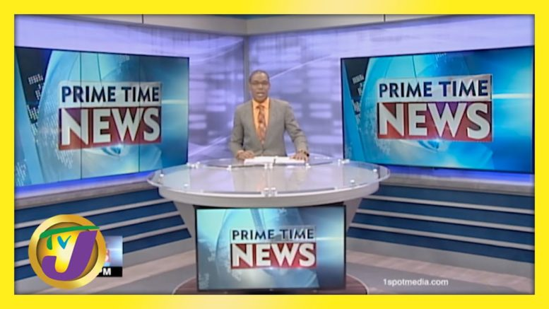 Jamaica News Headlines | TVJ News April 1 2021 1