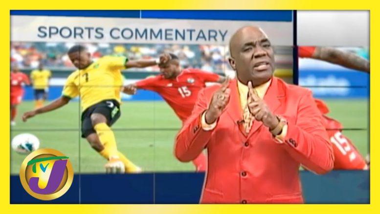 TVJ Sports Commentary - April 1 2021 1