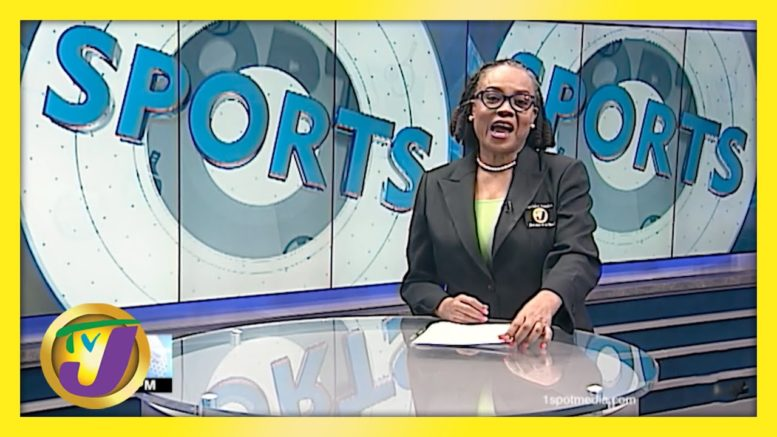 Jamaica Sports News Headlines - April 1 2021 1