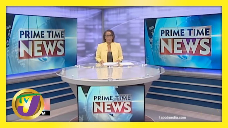 Jamaica News Headlines - April 2 2021 1
