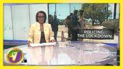 Jamaica's Police Commissioner Tours St. Catherine During Lockdown | TVJ News - April 2 2021 3