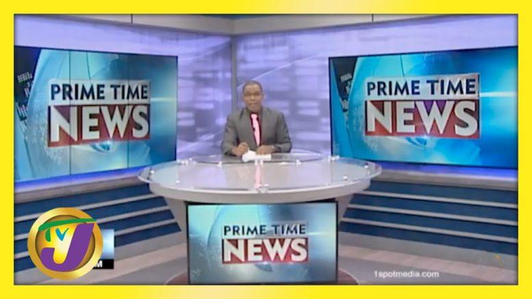 Jamaica News Headlines | TVJ News - April 3 2021 1