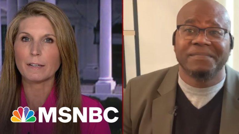 Jason Johnson: 'Every Single Bit Of Pressure Needs To Be Focused On Georgia' | Deadline | MSNBC 1