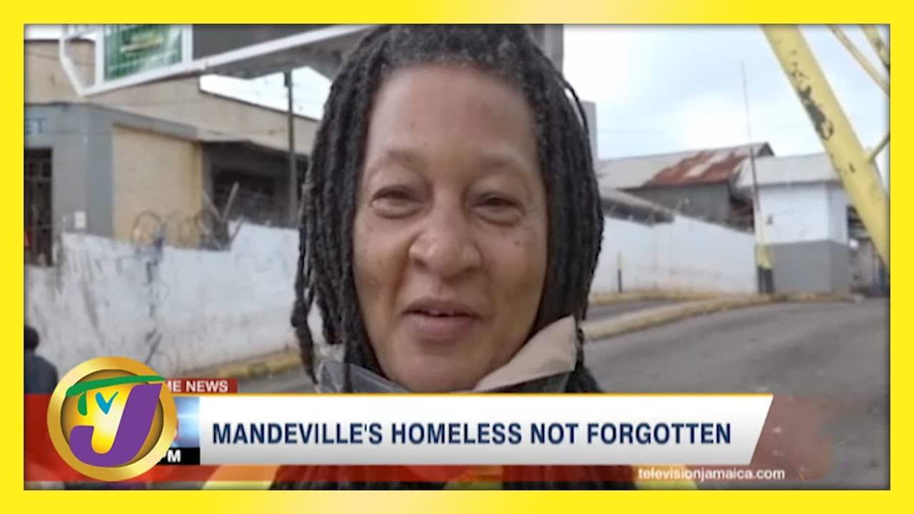 Mandeville's Homeless Not Forgotten   TVJ News - April 4 2021 7