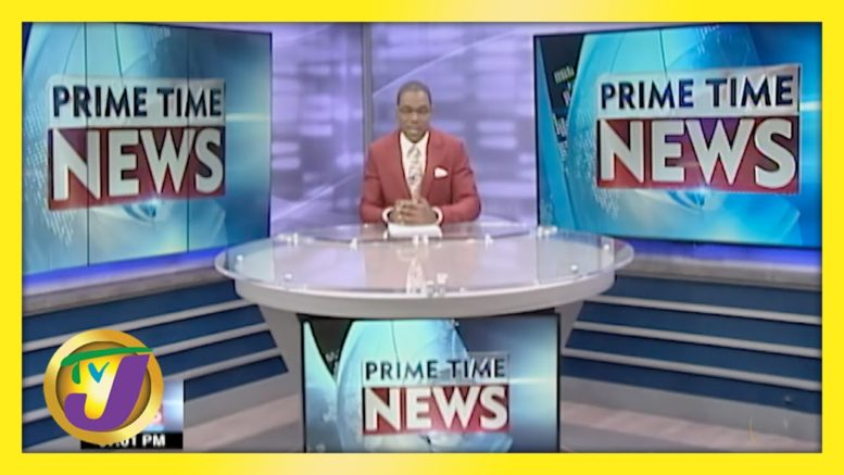 Jamaica News Headlines   TVJ News - April 5 2021 1