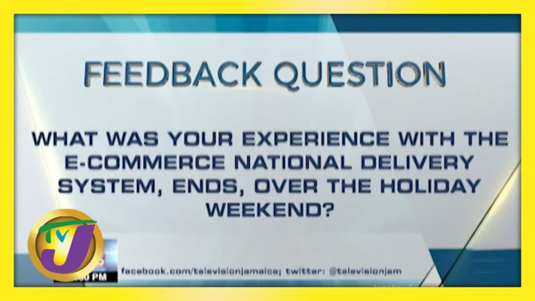 Feedback Question | TVJ News - April 5 2021 1