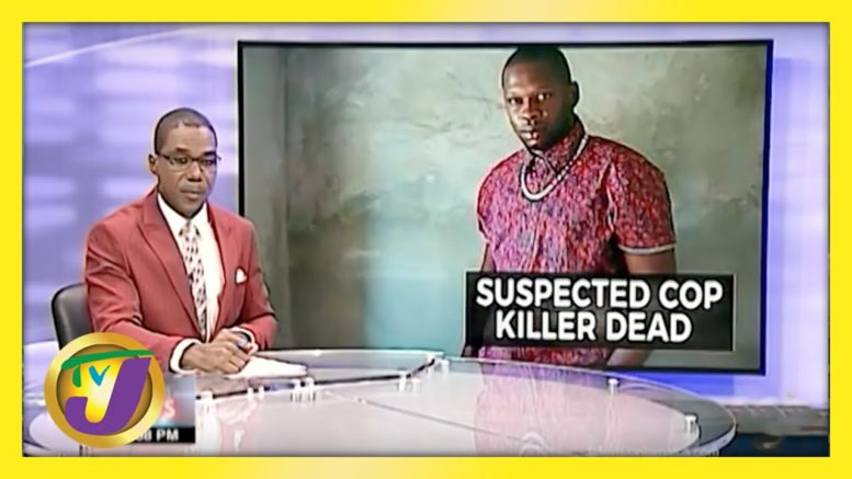 Suspected Cop Killer Killed in Waterford, Jamaica | TVJ News - April 5 2021 1