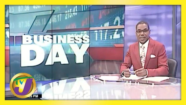 Jamaica Business Day   TVJ News - April 5 2021 1