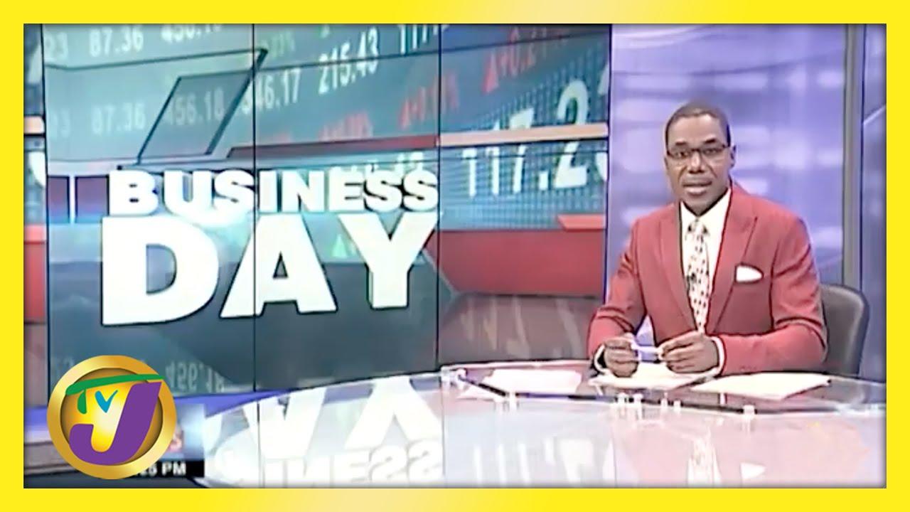 Jamaica Business Day | TVJ News - April 5 2021 1