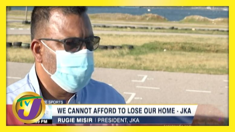We Cannot Afford to Lose our Home - JKA - April 5 2021 1
