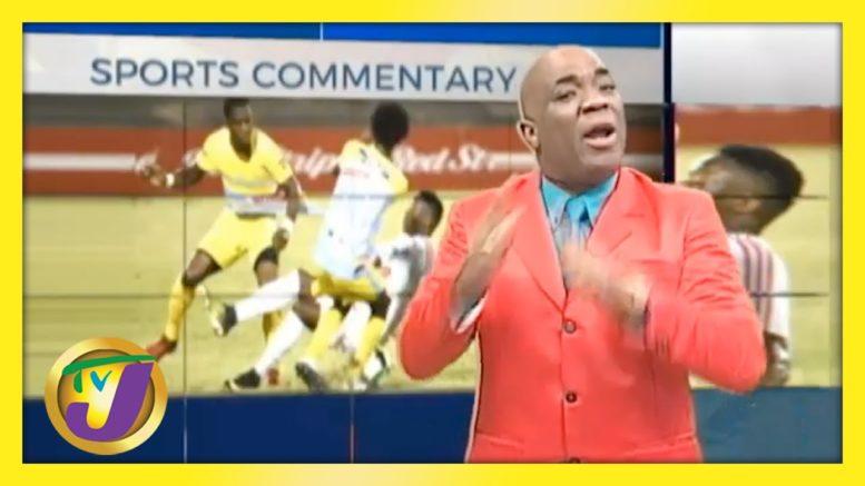 TVJ Sports Commentary - April 6 2021 1