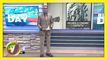IMF Projects Higher Economic Growth for 2021 | TVJ Business Day - April 6 2021 10
