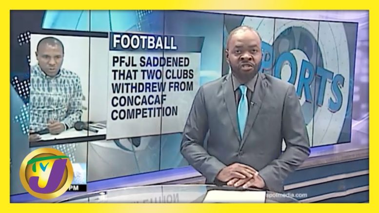 PFJL Saddened that Clubs withdrew from CONCACAF Competition - April 6 2021 1