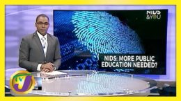 NIDS: More Public Education Needed for Jamaicans? | TVJ News - April 7 2021 2