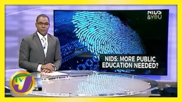 NIDS: More Public Education Needed for Jamaicans? | TVJ News - April 7 2021 6