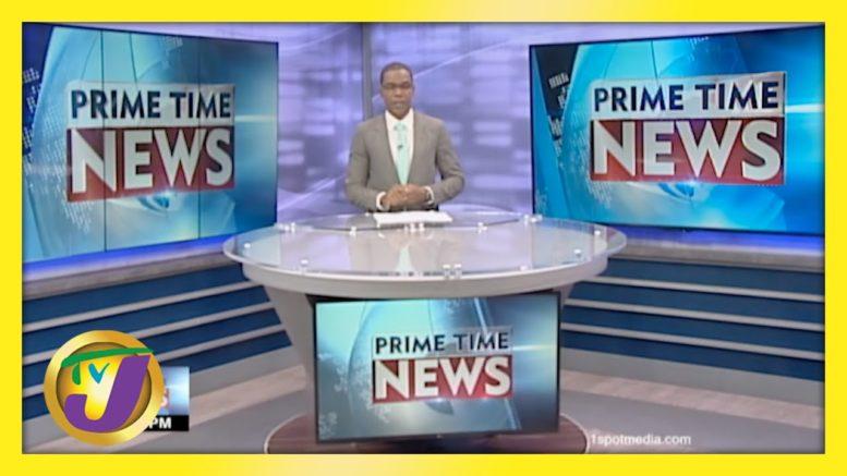 Jamaica News Headlines   TVJ News - April 8 2021 1