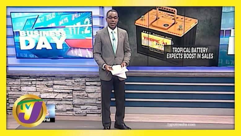 Jamaica's Electric Vehicle Market | TVJ Business Day - April 8 2021 1