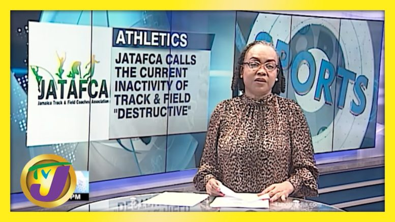 More Concerns Over Absence of Track & Field - April 8 2021 1