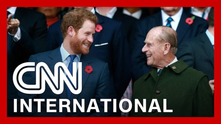 Prince Harry to attend Prince Philip's funeral 1
