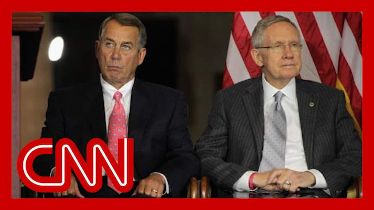 Harry Reid reacts to colorful anecdote in John Boehner's book 7