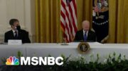 Trump's Reality Show Is Over: Biden Cabinet 'Looks Like America' | The Beat With Ari Melber | MSNBC 4